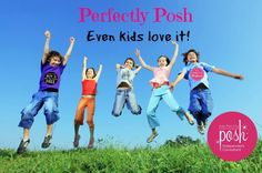 Kids love Posh