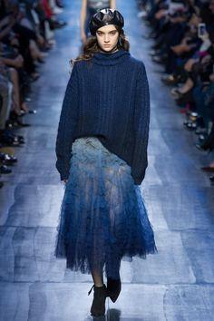 Défilé Dior prêt-à-porter femme automne-hiver 2017-2018 29