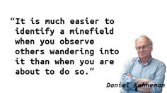 Daniel Kahneman - Minefield