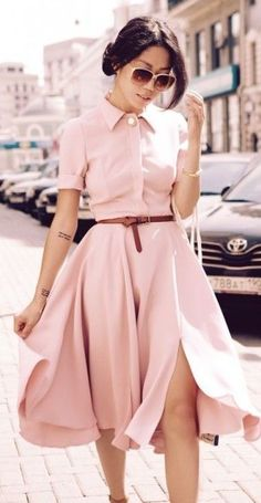 Summer Office Outfit Idea for Business Ladies 2018