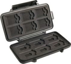 Pelican 0915 Memory Card Case - £20.22 inc. Free Delivery Jit-Pak