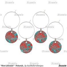 Find unique Kiwi wine charms on Zazzle. With hundreds of amazing designs you can even grab some as gifts. Buy your next Kiwi wine charm today! Wine Glass Charms, Kiwi, New Product, Crochet Earrings, Bloom, Charmed, Lifestyle, Gifts, Stuff To Buy