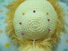 Tejidos Thina: LEÓN AMIGURUMI PATRÓN GRATIS Baby Cards, Projects To Try, Crochet Hats, Kitty, Christmas Ornaments, Amigurumi Free, Holiday Decor, Pattern, Crochet Animal Patterns