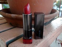 Marked Beauty: On My Lips: Covergirl Lip Perfection in Tempt Seduction