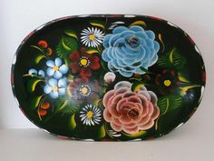 Just added today--Vintage Mexican Hand Carved Hand Painted Folk Art by flyingdollar, $24.99