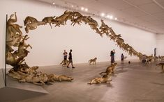 Head On, Cai Guo-Qiang-1609