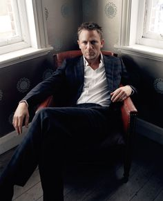 Daniel Craig - this might already be on here but oh well!