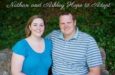 Hi! We are Nathan and Ashley and we are hoping to adopt. We are desiring to grow our family through open adoption. If you know anyone considering an adoption plan for their child, please share our information! {looking to adopt} {hoping to adopt} {couple hopeful to adopt} {open adoption}