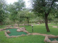 Minigolfcourse met echt gras! Marloth Park, Gras, The Good Place, Golf Courses, Places, Lugares