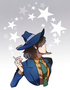 Lupin The Third, Fandom, Characters, Fan Art, Manga, Boys, Anime, Stuff To Draw, Baby Boys