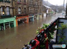 Boxing day floods, uk