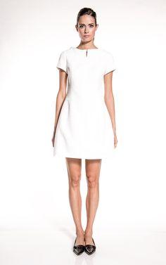 NATAN   Summer - Spring 2015   Natan Edition 5   look   Dress in cotton pique