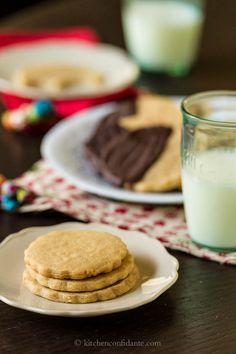 Simple Sundays | Peanut Butter Sugar Cookies - Kitchen Confidante