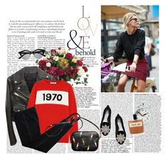"""10.09"" by divadiscodiva ❤ liked on Polyvore featuring ASOS, Alexander Wang, Bella Freud, Alexander McQueen, COSTUME NATIONAL, Tourne, Laura Ashley and Olfactive Studio"