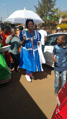 Sepedi African Traditional Wedding, African Traditional Dresses, Traditional Weddings, African Fashion, African Style, African Dress, Celebs, Bridesmaid, South Africa