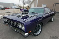 a MDR Customs - '69 Road Runner 01