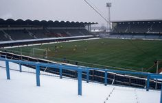 Highfield Road, Coventry City in the Coventry City, Terraces, 1980s, The Past, English, Football, Soccer, Decks, Futbol