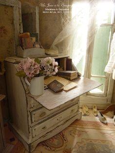 *♥ Atelier de Léa - Un Jour à la Campagne ♥*: La chambre pastel
