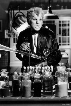 Henry Hull in Werewolf of London (1935)