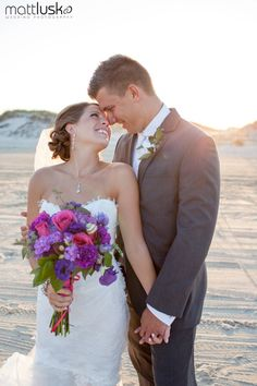 Outer Banks Member Feature: The Embellishers #weddingbouquet #weddinglfowers #OBXWedding