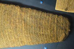 Nalbound sock, 1700, Russia  vk.com/naalbinding