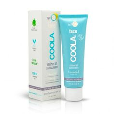 Coola Suncare  Mineral Facial Sunscreen  SPF 30 from Jule's Wellness