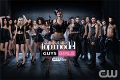 America's Next Top Model on The CW. Pictured: Cycle ANTM20 contestants Jiana, Kanani, Renee, Nina, Jourdan, Alex, Chlea, Bianca, Judge Tyra Banks,  Jeremy, Don, Chris S., Mike, Marvin, Cory, Chris H. and Phil -    Photo: Massimo Campana/Pottle Productions Inc   2013 Pottle Productions Inc. All Rights Reserved.