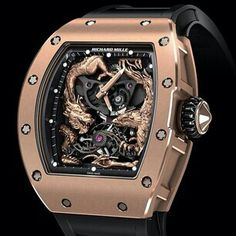 Richard Mille RM 57-01 Jackie Chan