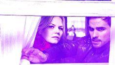 "Emma and Killian - 4 * 16 ""Best Laid Plans"" #CaptainSwan"