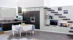 Veneta Cucine Milano - Carrera go Wardrobe Cabinets, Wardrobe Design, Kitchenette, The Help, Carrera, Table, Inspiration, Furniture, Home Decor
