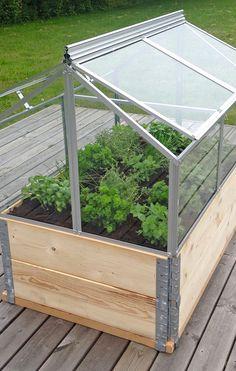 Outdoor Spaces, Outdoor Living, Greenhouse Plans, Vegetable Garden Design, Garden Beds, Garden Inspiration, Planter Ideas, Home Decor, Gardening