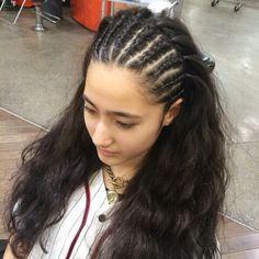 Short Hair Styles Easy, Braids For Short Hair, Curly Hair Styles, Natural Hair Styles, Quick Braided Hairstyles, Diy Hairstyles, Braid In Hair Extensions, Hair Styler, Hair Game