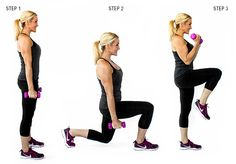 8 of the Best Booty-Lifting Exercises | Skinny Mom | Where Moms Get the Skinny on Healthy Living