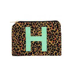 Leopard Pouch - H
