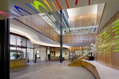 Biblioteca Publica Los Gatos / Noll & Tam architects