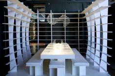 New York School of Interior Design with mentor Brad Ford #diningbydesign #tabletop