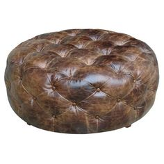 Russell Tufted Ottoman