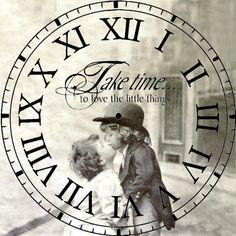 Gallery.ru / Фото #4 - Циферблаты для декупажа часов. - lada45dec
