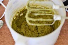 Пирожные с зеленым чаем - рецепт с пошаговыми фото / Меню недели