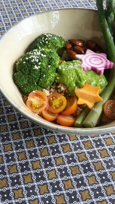 Buddha  Bowls  for  lunch
