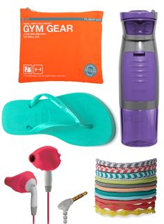 5 Essentials You Should Always Stock in Your Gym Bag