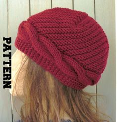 Hey, I found this really awesome Etsy listing at https://www.etsy.com/listing/180209102/instant-download-knit-hat-pattern