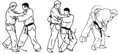 O goshi - major hip throw, 7th mon. This is a more full-blooded version of uki goshi, the main difference being that your hips are aligned parallel with you opponents'. My 9 year-old Joseph's favourite throw! http://www.youtube.com/watch?v=-5Ow3gDXUgA
