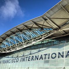 SFO - Airport in #sanfrancisco #california