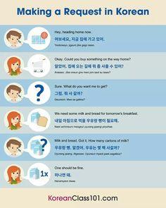Korean Words Learning, Korean Language Learning, Learning Arabic, Learning Italian, Korean Verbs, Korean Phrases, How To Speak Korean, Learn Korean, Languages Online