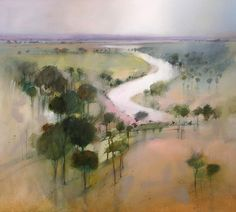 by John Lovett from the Wetlands Exhibition.  this is SOOO Australia