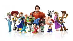 Disney Infinity 2.0 May Include Marvel Characters