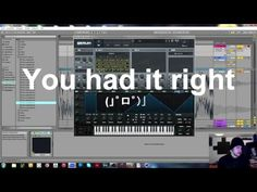 Studio Time with Virtual Riot #6 - All about Serum - YouTube