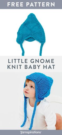 ad8cdc28fa6 Free Easy Baby Hat Knitting Pattern