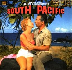 """South Pacific"" (1958, RCA).  Music from the movie soundtrack."